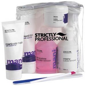Strictly Professional Manicure Kit