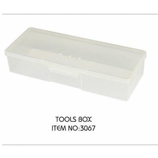Nail Tools Box Clear
