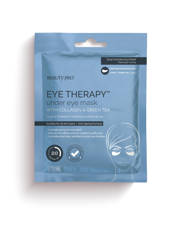 Beauty Pro Energising Collagen Eye Masks