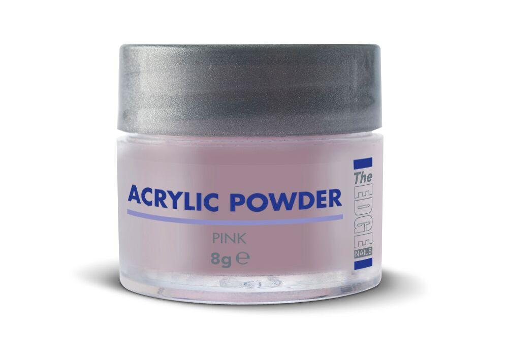 Edge Acrylic Powder Pink 8g