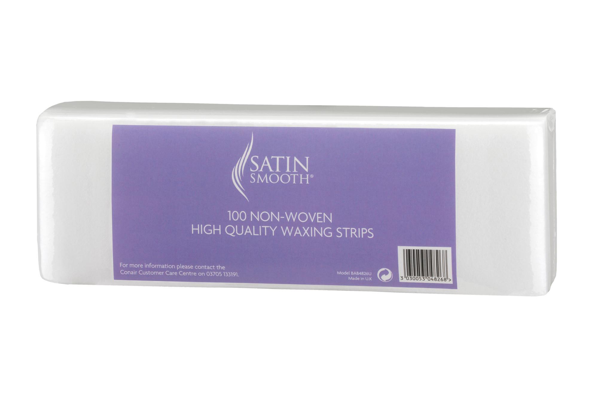 Non Woven Waxing Strips Pk 100