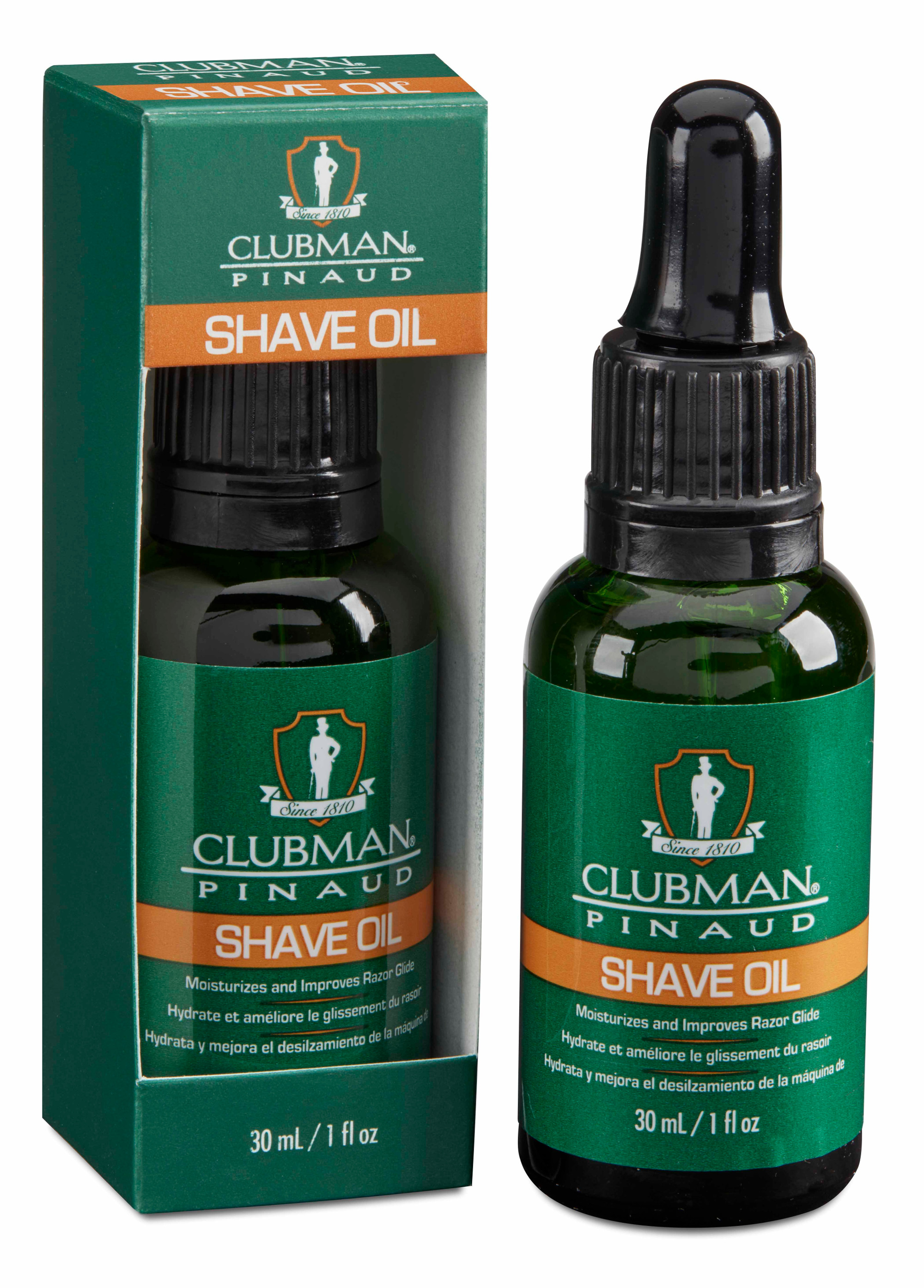 Clubman Shave oil 30ml