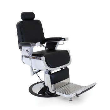 REM Emperor Classic Barber Chair Black