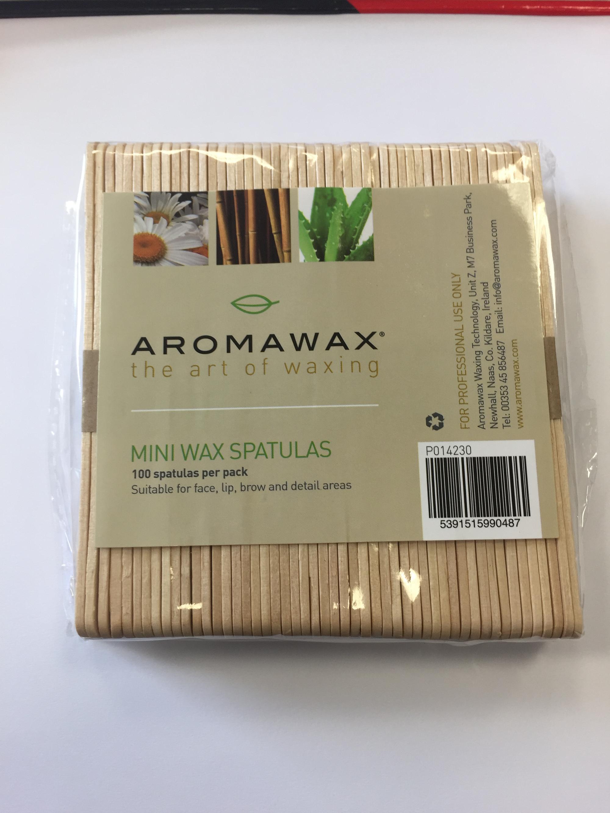 Aromawax Mini Spatulas