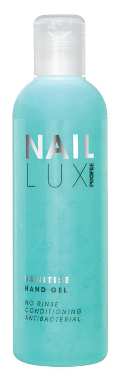 Naillux Sanitise Hand Gel 250ml