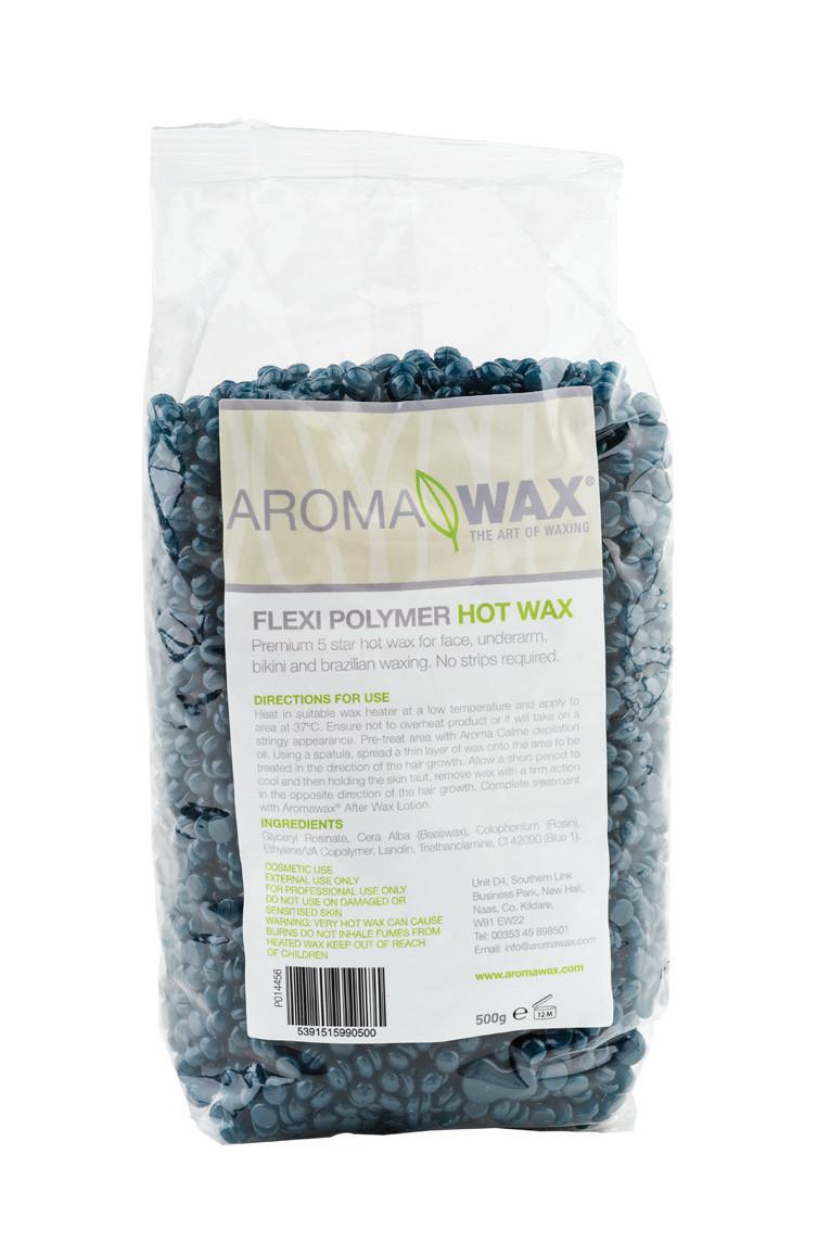 Aromawax Flexi Polymer Hot Wax 500g