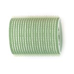 Velcro Rollers 48mm Green Pk6
