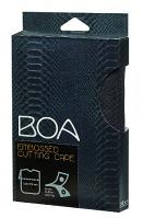 BOA Cutting Cape Black - Stud