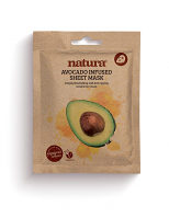 Natura Mask Avacado infused sheet mask
