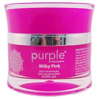 Milky Pink UV Gel by Purple 30 gram
