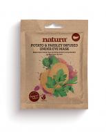 Natura Potato Parsley Infused Under Eye Mask