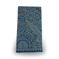 Batik Sarong Deep Sea Blue