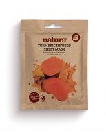 Natura Mask Turmeric infused Sheet Mask