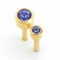 Caflon Mini Birthstones - September (Sapphire) Pk12