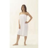White Towelling Sarong (Wrap)