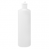 500ml Empty Bottle- Flip Cap