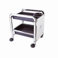 Ventura Pedicure Spa Accessory Cart Trolley