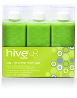 Hive Roller Depilatory Refills -Tea Tree (Pack 6x80g)