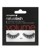 Naturalash Volume 107 Black Natural