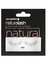 Naturalash Strip Lash 020 Black