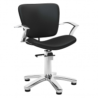 Freya Styling Chair Black