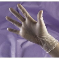 Vinyl Gloves Medium - Pack 100