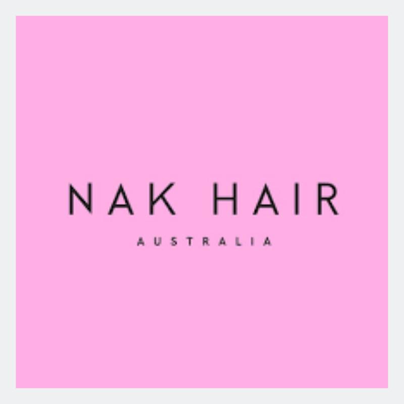 NAK Hair Australia