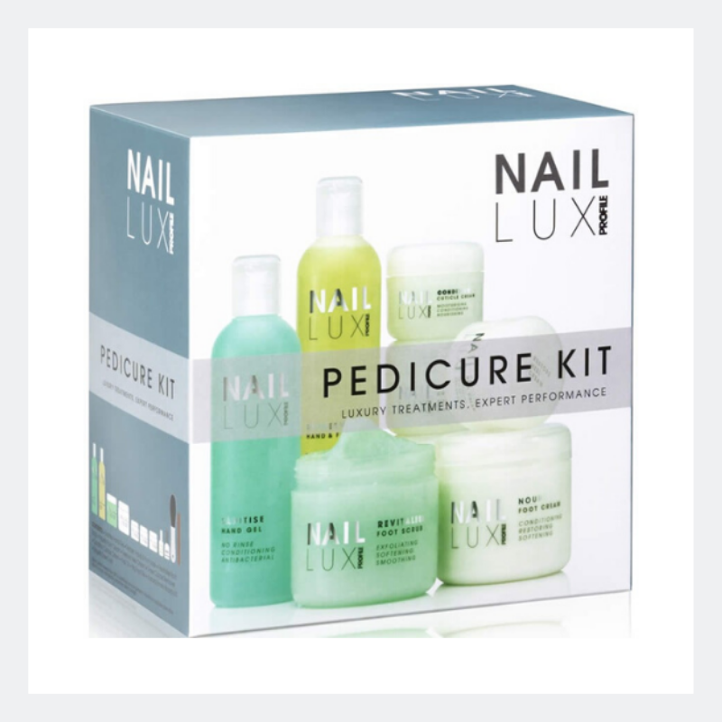 Nail Lux Pedicure