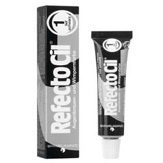 RefectoCil Pure Black Tint 15ml No.1