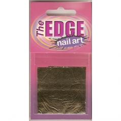 The Edge Nail Art Foil - Gold Leaf