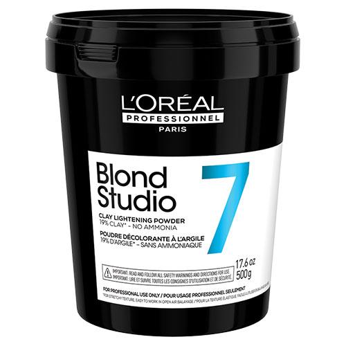 L'Oreal Professionnel Blond Studio 7 Clay Powder