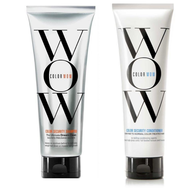 Color WOW Dream Clean Shampoo & Conditioner (fine to normal) Duo Pack