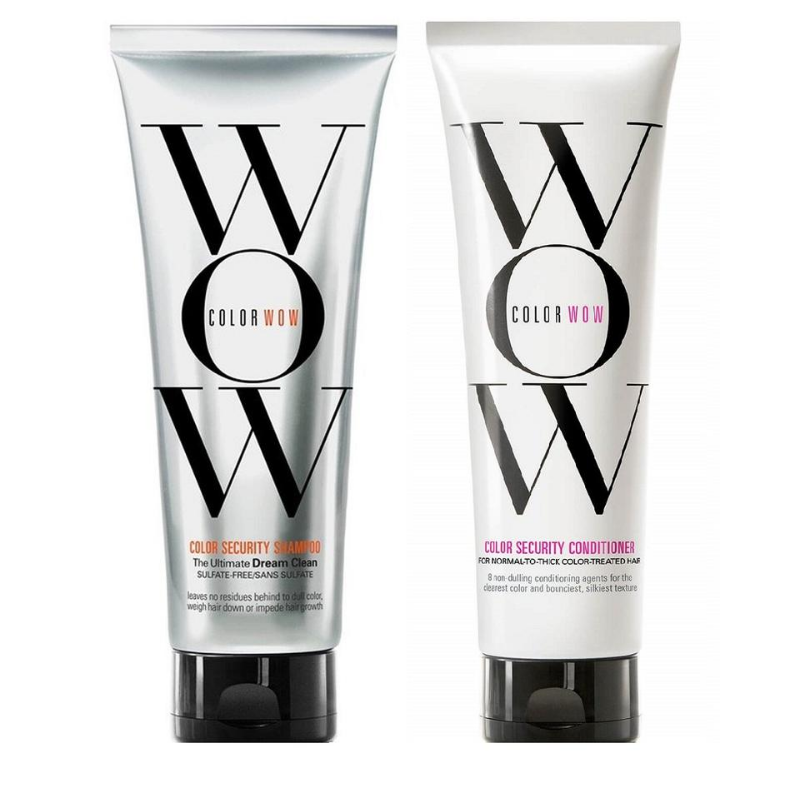 Color WOW Dream Clean Shampoo & Conditioner (Normal to Thick) Duo Pack