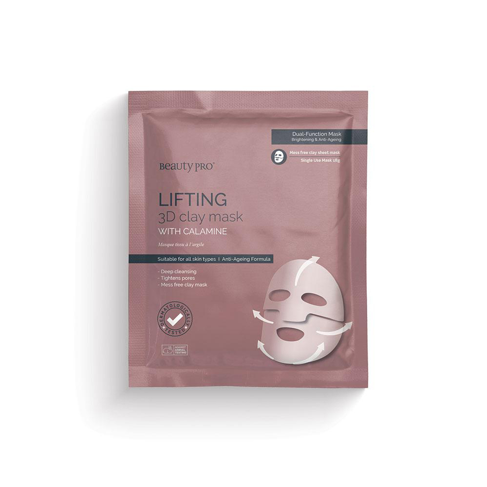 BeautyPro Lifting 3D Clay Mask 18g