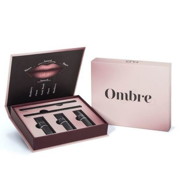 MUD Ombre Lip Collection