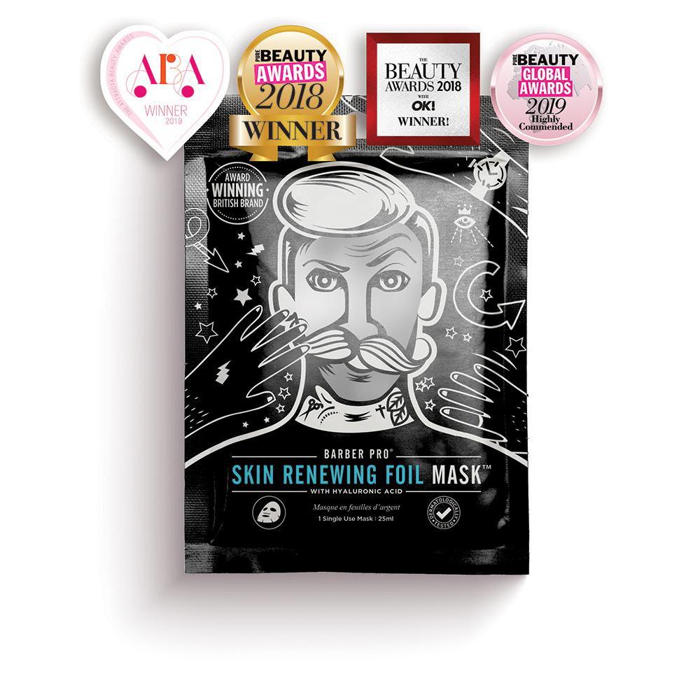 Barber Pro Skin Foil Mask 30g