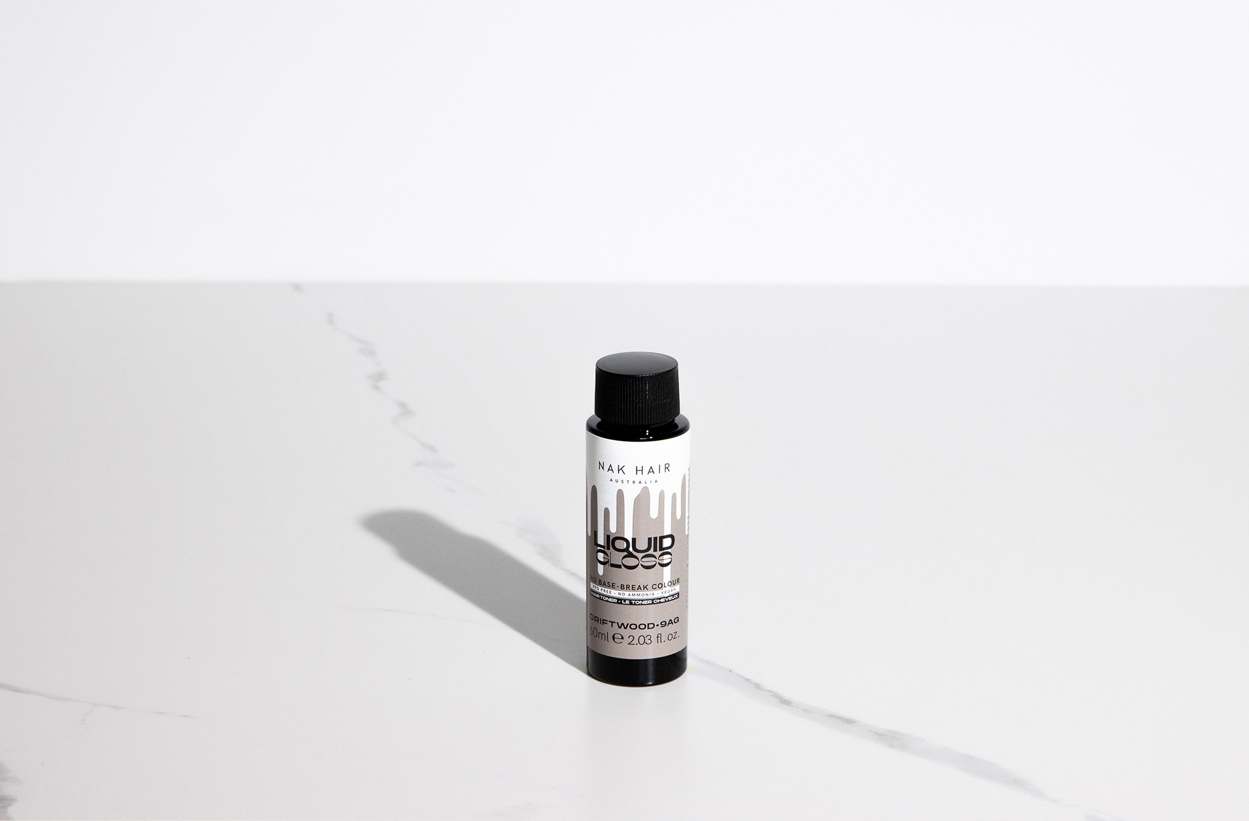 NAK Liquid Gloss Driftwood 60ml