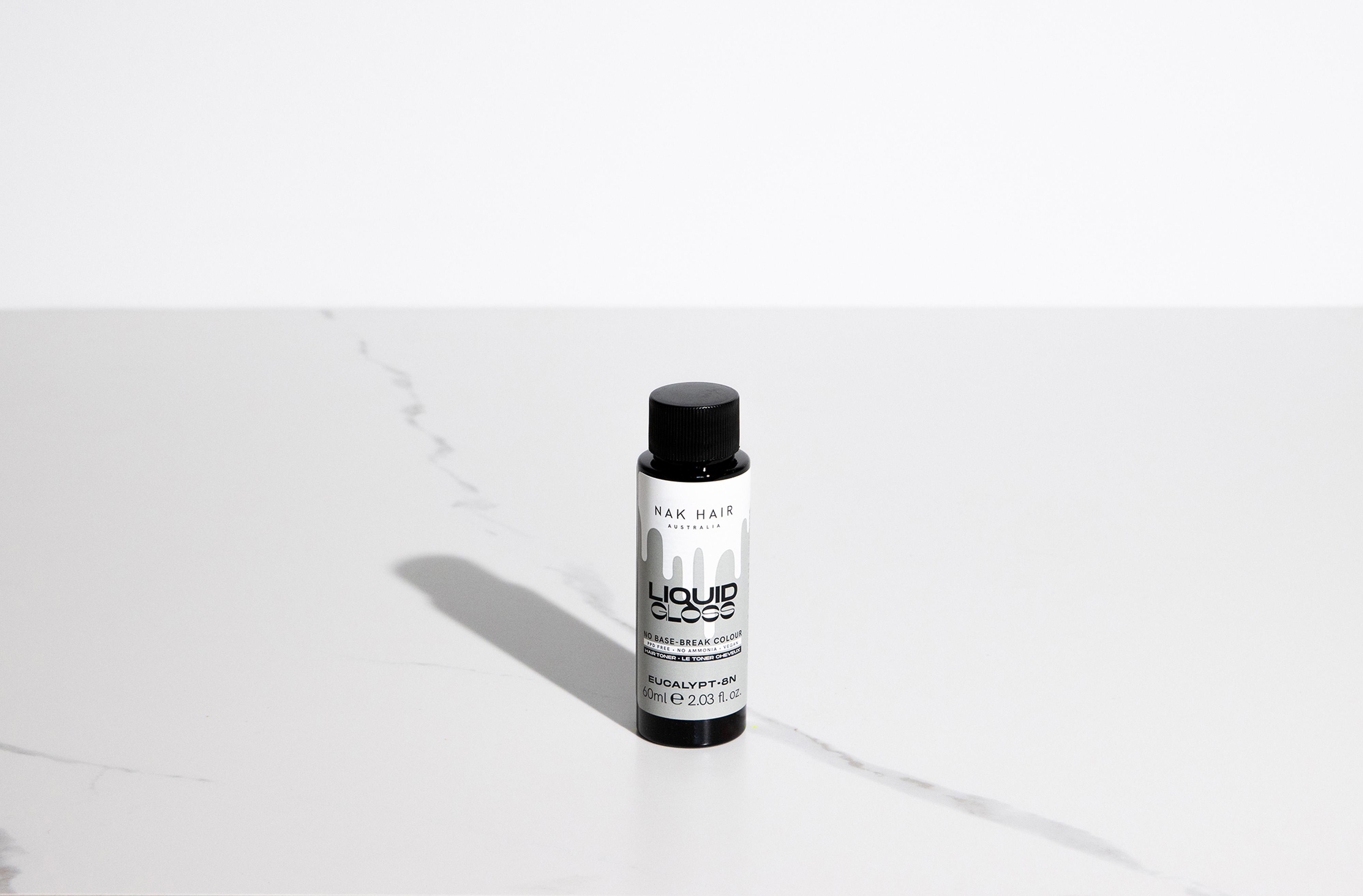 NAK Liquid Gloss Eucalpyt 60ml