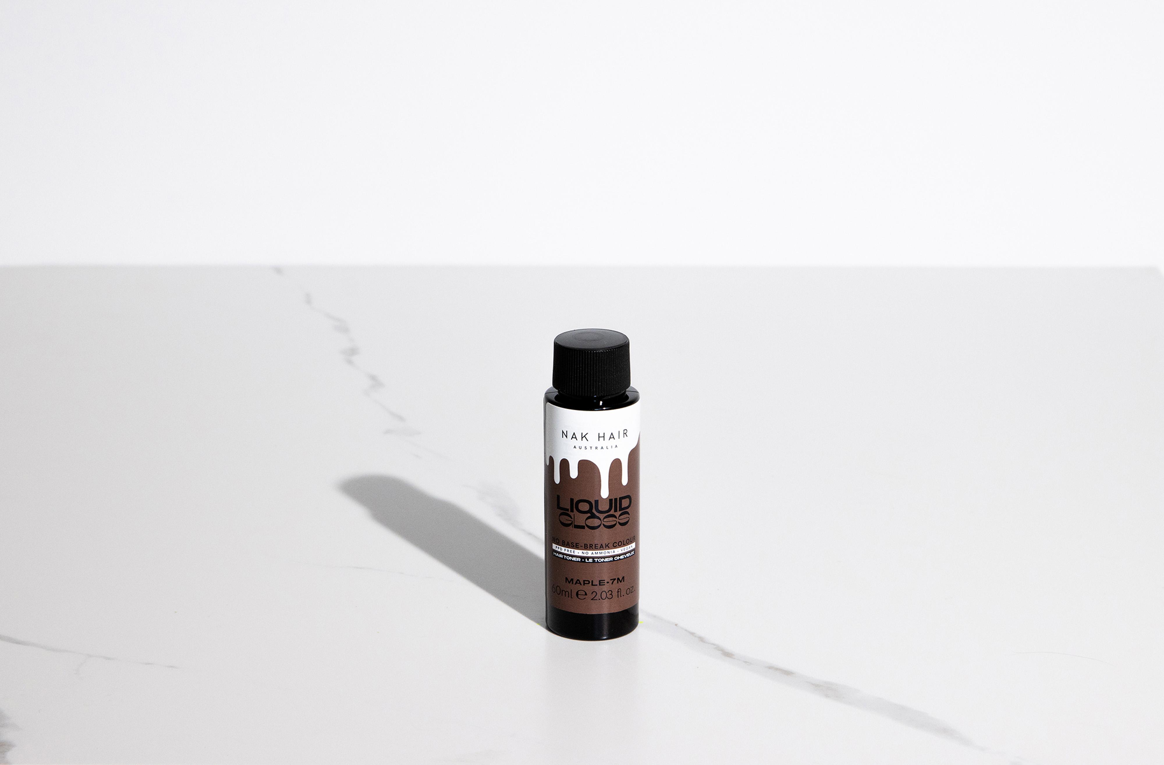 NAK Liquid Gloss Maple 60ml