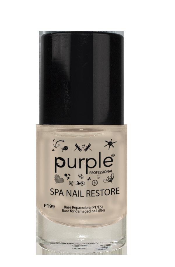 Purple Professional Spa Nail Rescue 10ml
