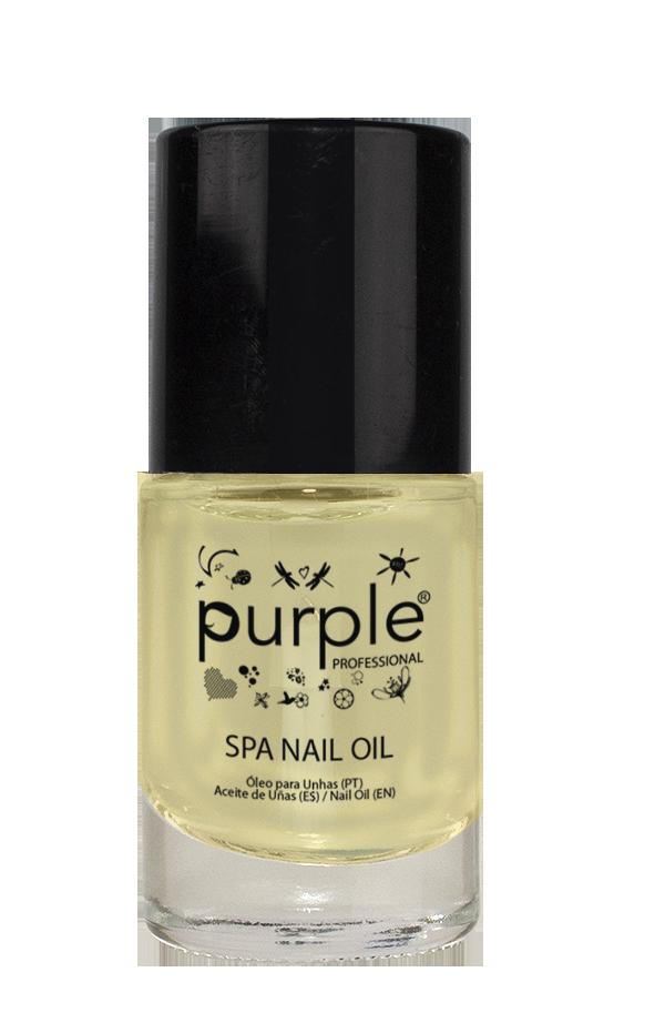 Purple Professional Spa Nail Oil 10ml