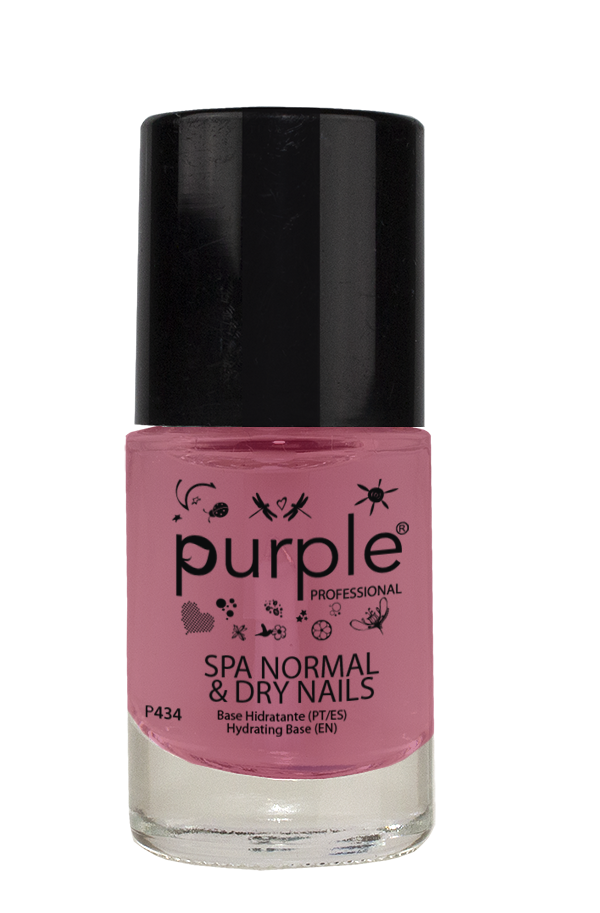 Purple Professional Spa Normal/Dry Nails 10ml