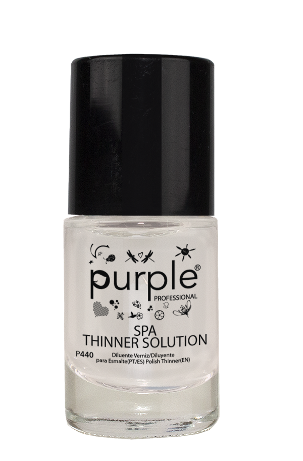 Purple Professional Spa Thinner Solution 10ml