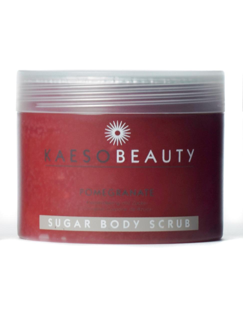 Kaeso Body Scrub 450ml - Pomegranate