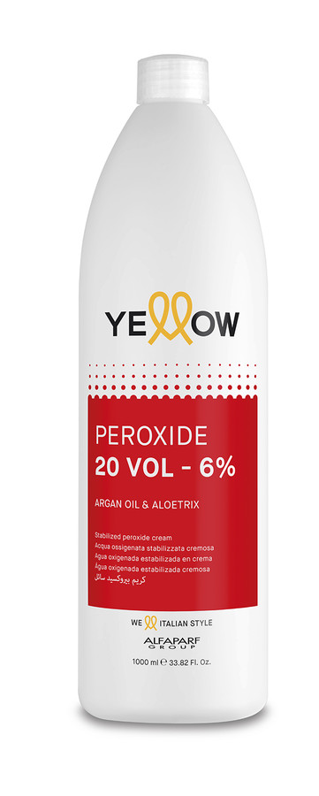 Yellow  Creme Peroxide 6% 1000ml