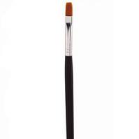 No 5 Flat Nylon UV Gel Brush