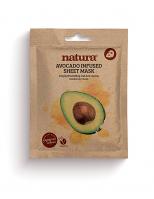 Natura Mask Avacado infused sheet mask