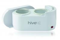 Hive Salon Waxing Dual Wax Heater 1000cc & 500CC