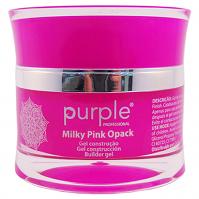 Purple Professional Milky Pink Opack UV Gel 30g