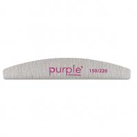 Purple Nail File Moon 150/220